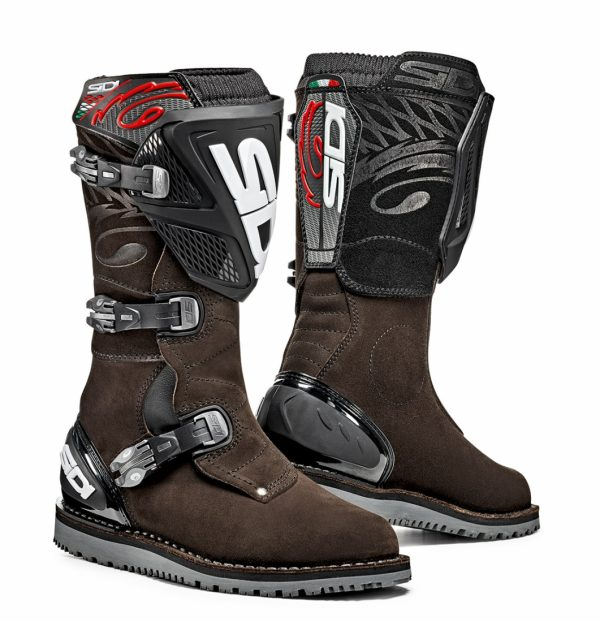 Sidi Trial Zero.1 Brown