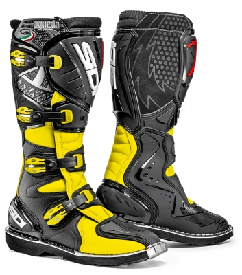 Sidi Agueda Yellow FLuo/Black