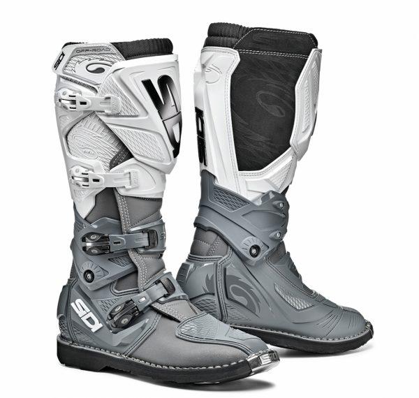 Sidi X-3 Grey/Grey/White