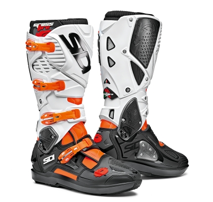 Sidi Crossfire 3 SRS Orange Fluo/Black/White