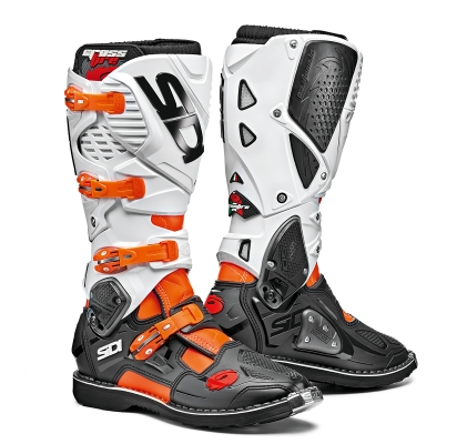 Sidi Crossfire 3 Orange Fluo/Black/White