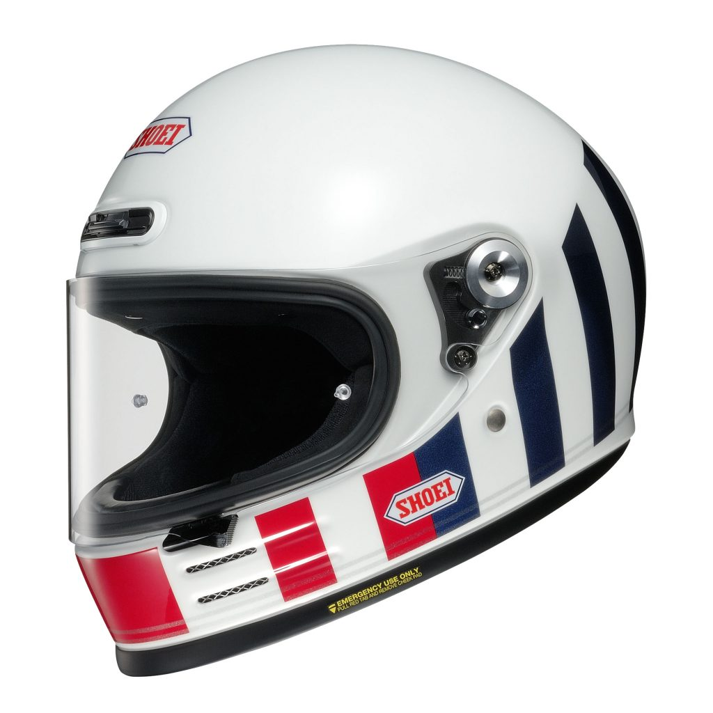 Shoei Glamster-Resurrection-TC10