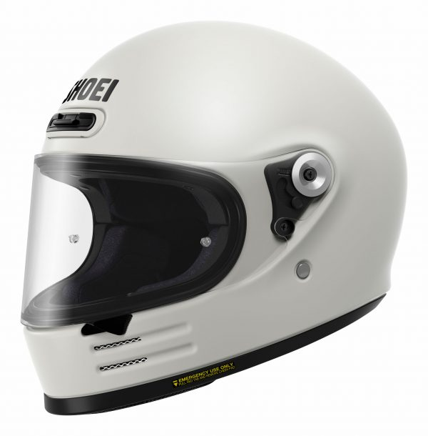 Shoei Glamster-White