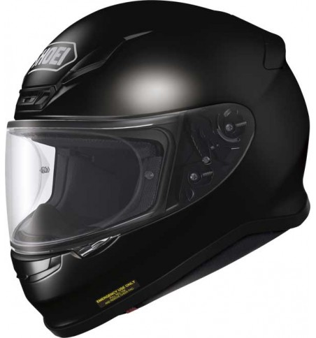 Shoei NXR_black