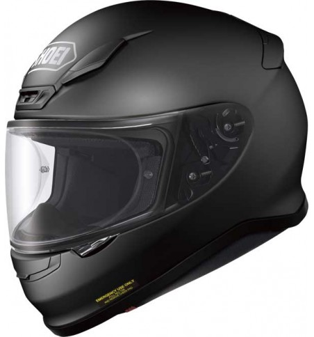 Shoei NXR_matt black