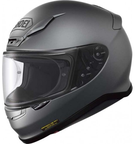 Shoei NXR_matt deep grey