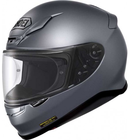 Shoei NXR_Pearl Grey