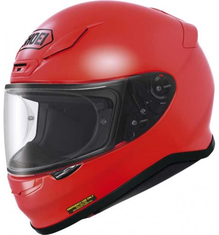 Shoei NXR_shine red