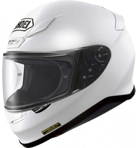 Shoei NXR_white