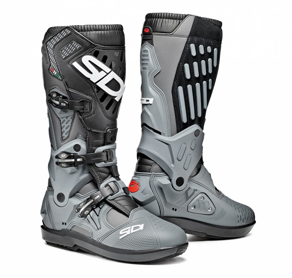 Sidi Atojo Grey/Black