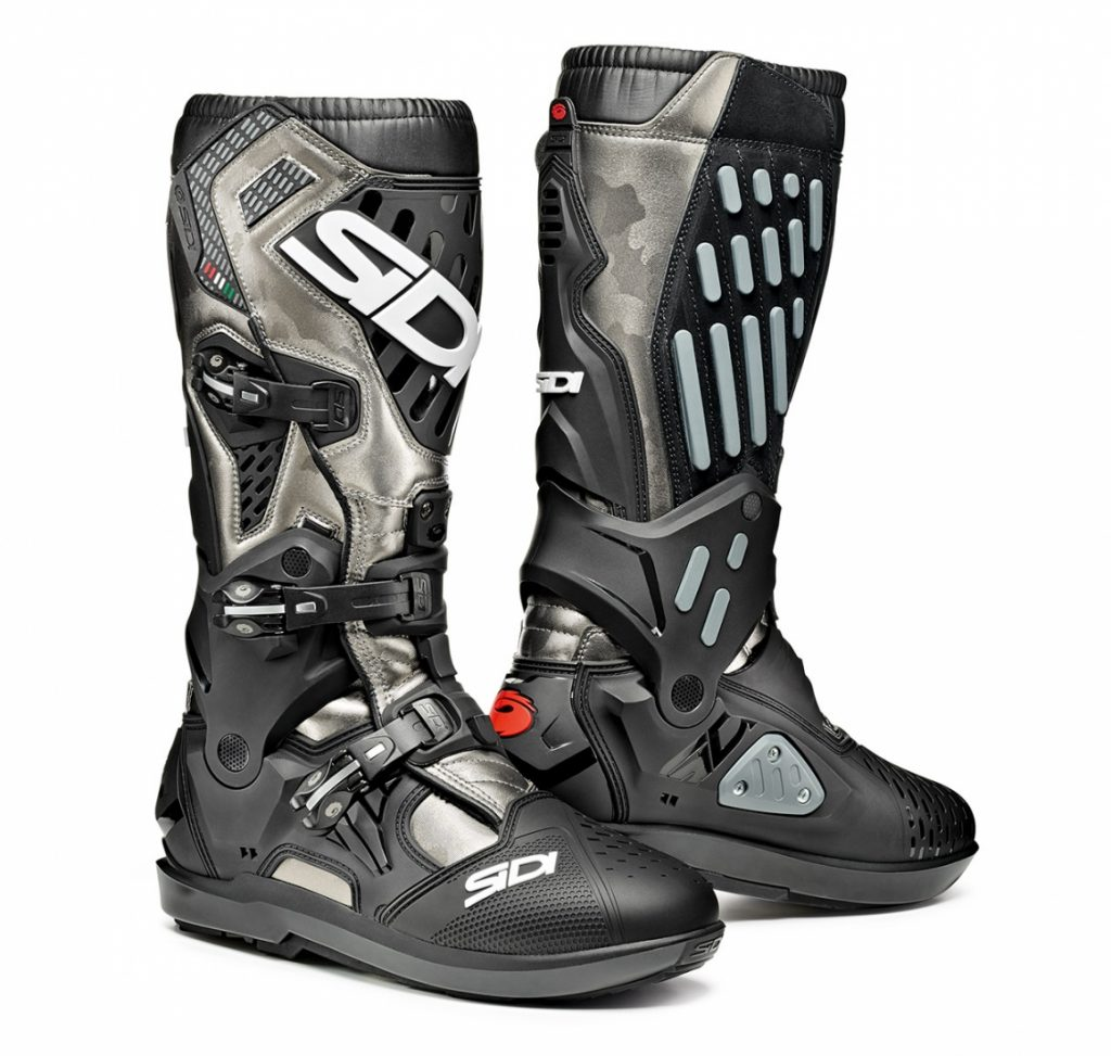 Sidi Atojo SRS Lead Grey/Black
