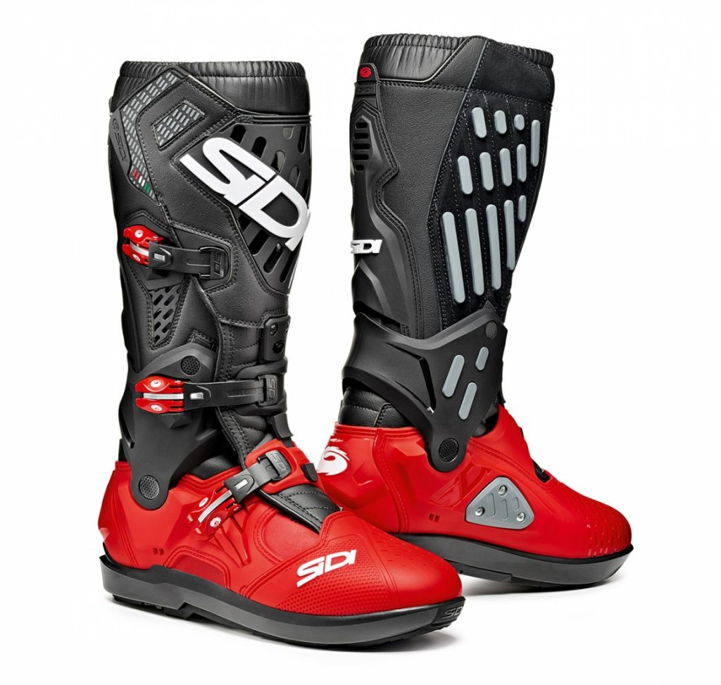 Sidi Atojo SRS Red/Black