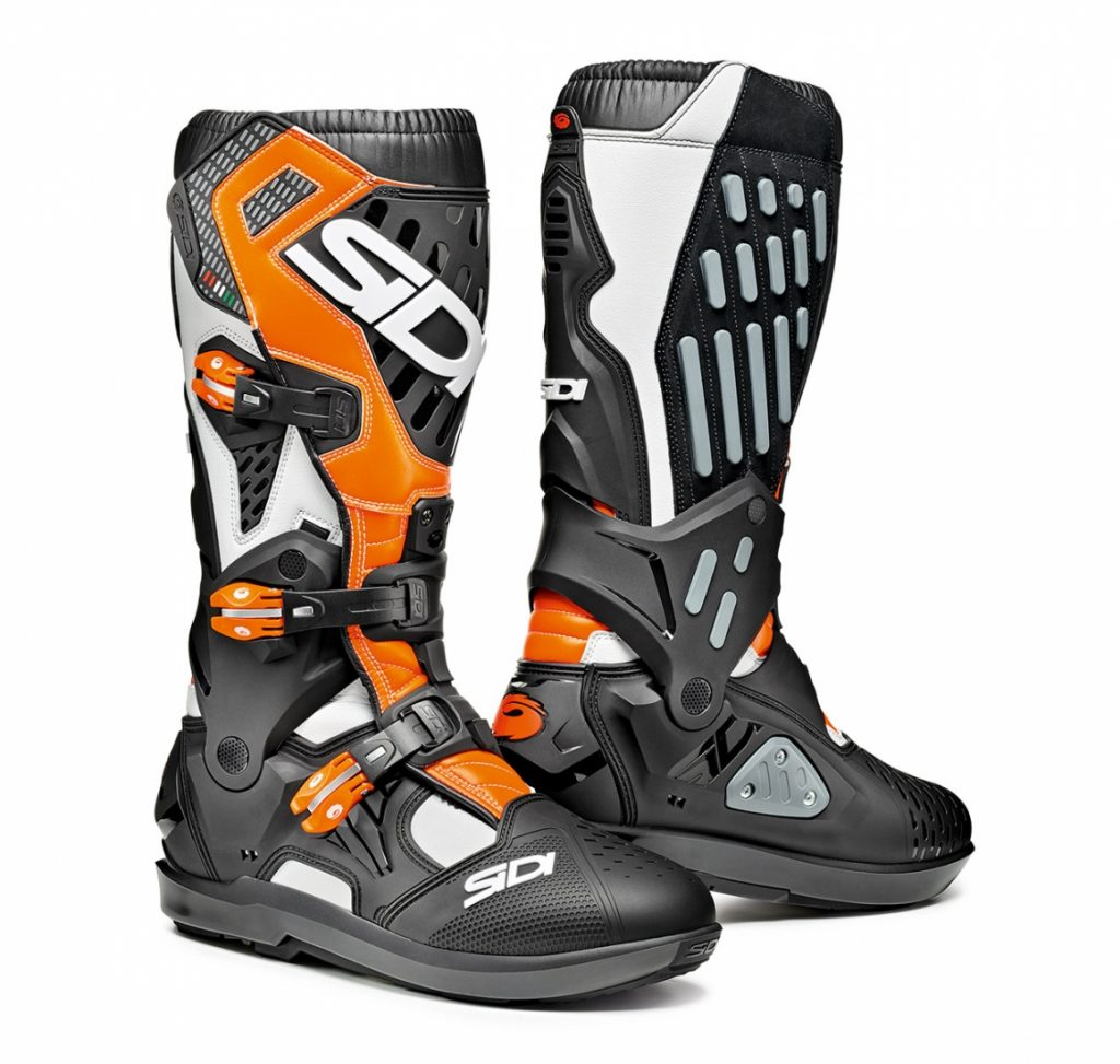 Sidi Atojo SRS White/Black/Orange