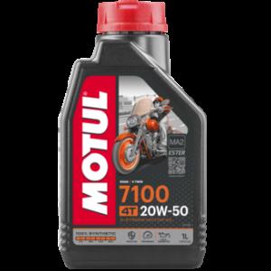 Motul 7100 4T 20W50 1L 100% synthetic