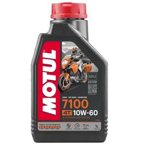 Motul 7100 4T 10W60 100% synthetic