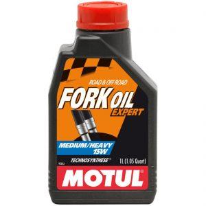 Motul Fork Oil Medium/Heavy 15W 1L