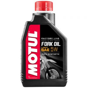 Fork Oil SAE 5W 100% Synthetic 1L
