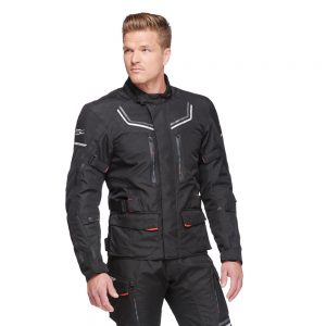 SWEEP CHALLENGER EVO 2 WP JACKET, BLACK