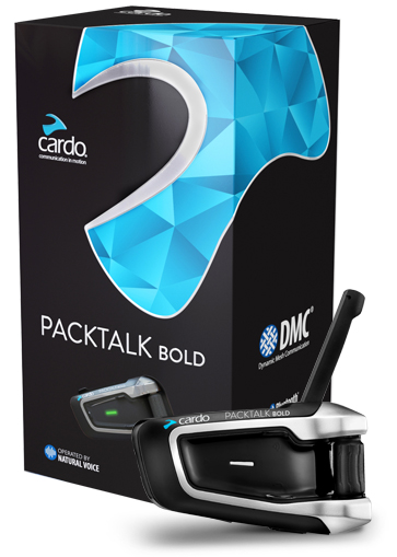Cardo Packtalk Bold
